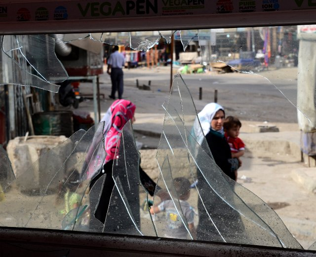 『開戦の日』前にバグダッドで連続爆弾テロ