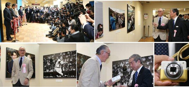 2013年報道写真展始まる