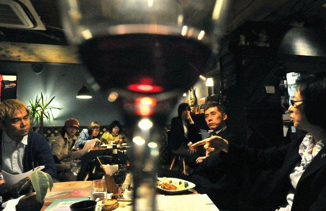 ワイン片手に憲法を考える