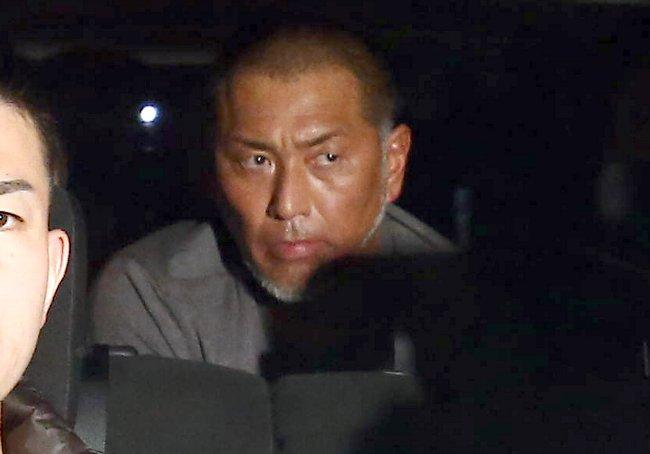 清原容疑者逮捕、スクープ写真の裏側